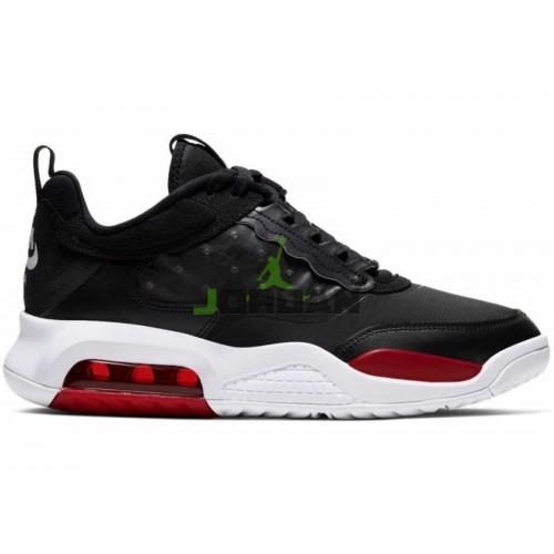 Jordan Max 200 Black Gym Red CD6105-006