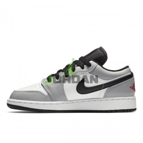 Jordan 1 Low Light Smoke Grey 553558-030
