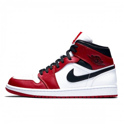Jordan 1 Mid Chicago 554724-173
