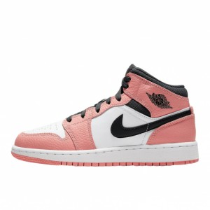 Jordan 1 Mid Pink Quartz 555112-603