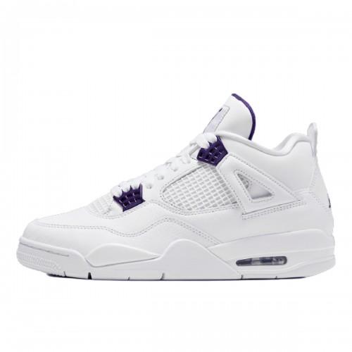 Jordan 4 Retro Metallic Purple CT8527-115