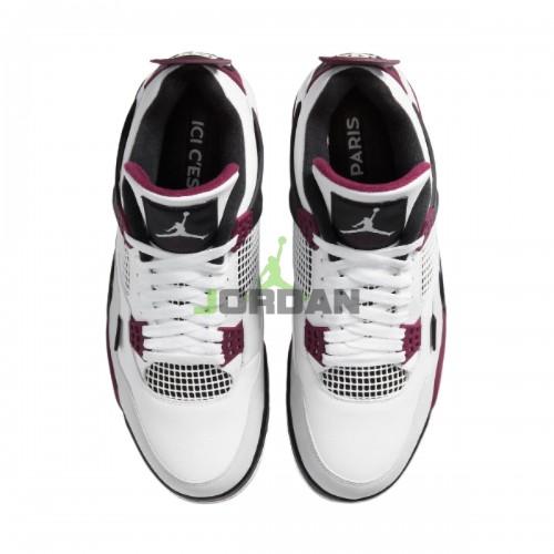 Jordan 4 Retro PSG Paris Saint-Germain CZ5624-100