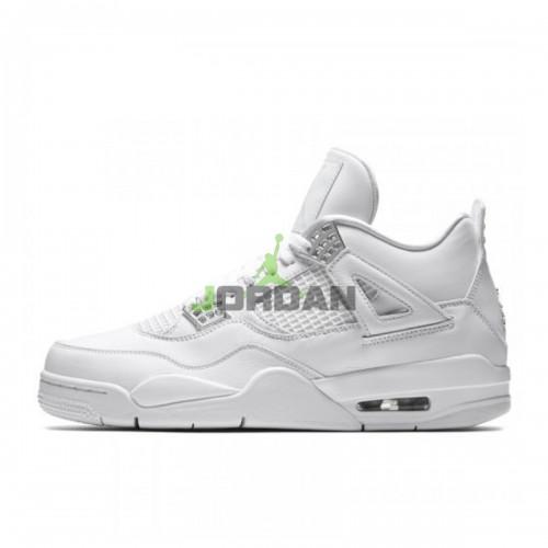 Jordan 4 Retro Pure Money 308497-100