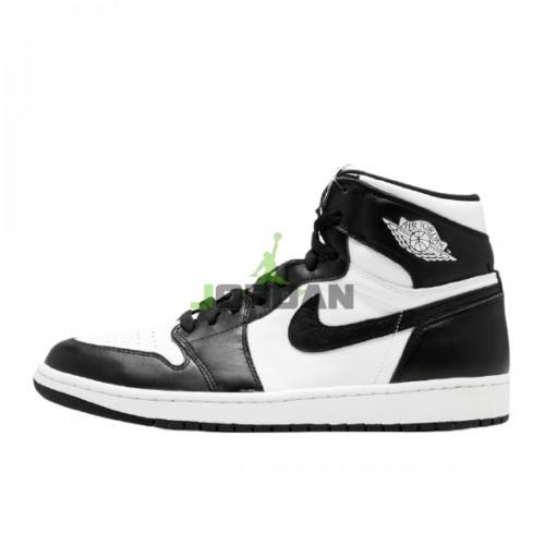 Jordan 1 Retro High Black White 555088-010