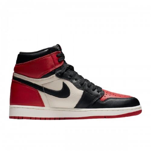 Jordan 1 Retro High Bred Toe 555088-610