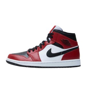 Jordan 1 Retro Mid Chicago Toe 554724-069