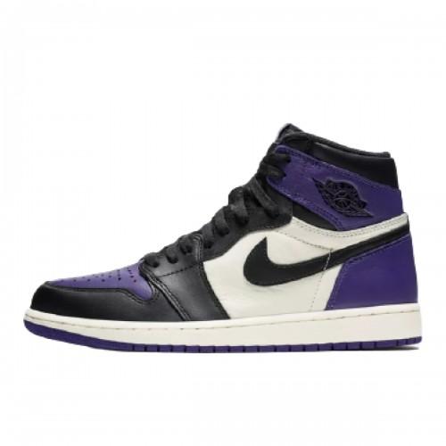 Jordan 1 Retro High Court Purple 555088-501
