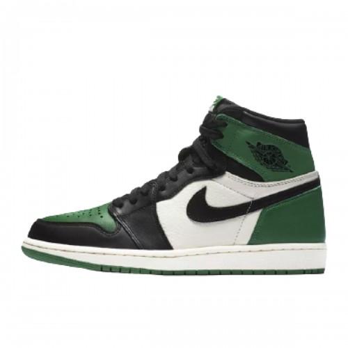 Jordan 1 Retro High Pine Green 555088-302