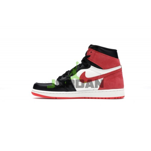 Jordan 1 Retro High Track Red 555088-112