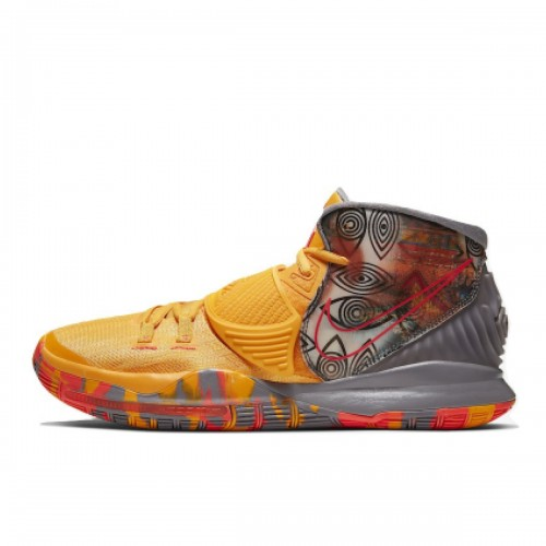 Kyrie 6 Preheat Collection Beijing CQ7634-701