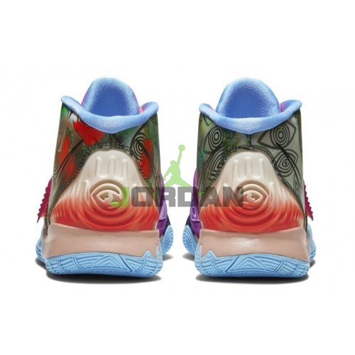 Kyrie 6 Preheat Collection Heal The World CQ7634-403