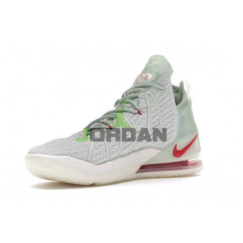 LeBron 18 Empire Jade DB7644-002