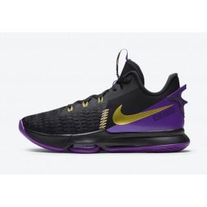 LeBron Witness 5 Lakers CQ9381-001
